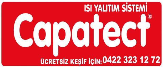 Capatect Isı Yalıtımı | %50'ye Kadar Tasarruf Sağlayın 0422 323 12 72